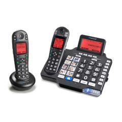 Clear Sounds ClearSounds iConnect A1600BT Amplified Phone with Expansion Handset