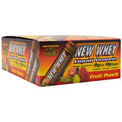 New Whey Nutrition New Whey Liquid Protein - Fruit Punch