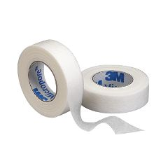 "MICROPORE Paper Tape -  2"" x 10 yds White."