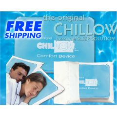 Cool Care Comfort Duo - Original Chillow Pillow & ChillowPlus
