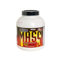 Optimum Nutrition Serious Mass, Rich Chocolate - 6 lbs (2727 g)