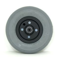 "New Solutions 8"" X 2"" Caster Wheels With Foam Filled Tires and B20 Bearings"