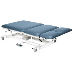 Treatment Table - Hi-Lo - Three Section - Bariatric