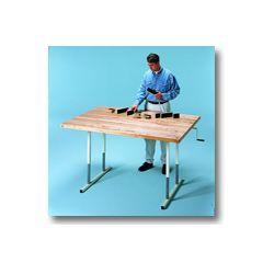 "AliMed BBLock Work Table, 48"" x 66"""
