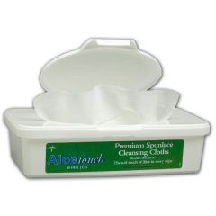"""AloeTouch Scented Wipes - 8 x 12"""""""