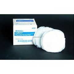 "Curity Disposable Nursing Pads - 5"" Round"