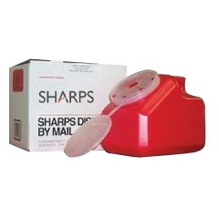 Sharps Compliance Sharps Disposal by Mail System - Pro-Tec
