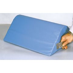 AliMed Knee Bolster w/Handles - Blue Nylon