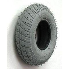 Gray Pneumatic Durotrap Tire - 280 x 250-4
