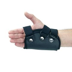 AliMed FREEDOM comfort Boxer Fracture Prefab Orthosis with MP Extension