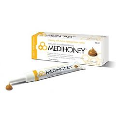 MEDIHONEY Hydrocolloid Paste Dressing  - 1.5 oz tube