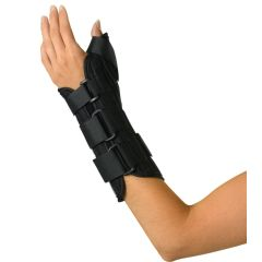 Medline Wrist and Forearm Splint with Abducted Thumb