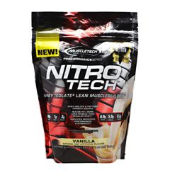 Performance Series MuscleTech Performance Series Nitro-Tech - Vanilla
