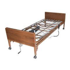 Delta Ultra Light 1000 Plus Semi-Electric Bed.