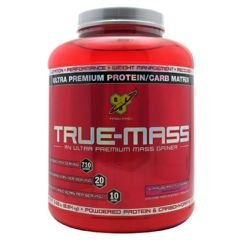 BSN True-Mass - Strawberry Milkshake