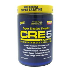 Super Creatine Complex MHP Super Creatine Complex CRE5 Energy - Fruit Punch