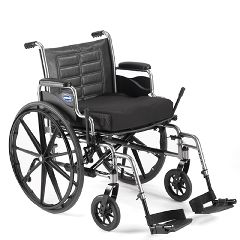 "Invacare Tracer IV Wheelchair with Full-Length Arms 22""x18"""