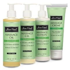 Bon Vital Naturale Massage Kit