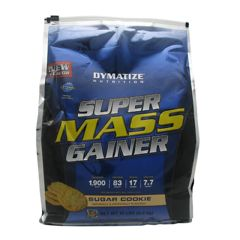 Dymatize Super Mass Gainer - Sugar Cookie