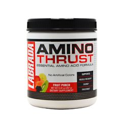Labrada Nutrition Amino Thrust - Fruit Punch