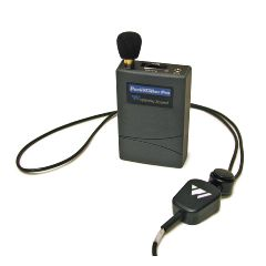 Williams Sound Pocketalker Pro Personal Sound Amplifier with Neckloop N01