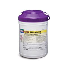 PDI Sani Cloth Super Wipes - Large Dispenser