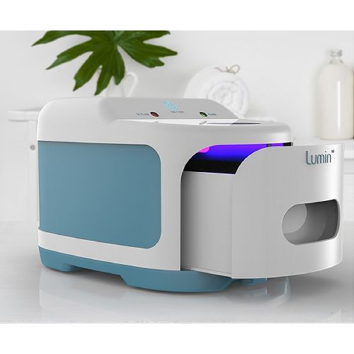 Lumin®  CPAP UV Sanitizer, for CPAP Mask and Accessories  Model 095 587159 01