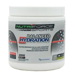Nutriforce Sports Balanced Hydration - Coconut Pineapple