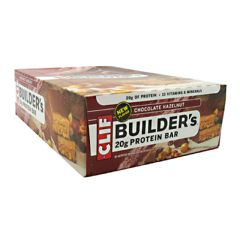 Builder's Clif Builder's Cocoa Dipped Double Decker Crisp Bar - Chocolate Hazelnut