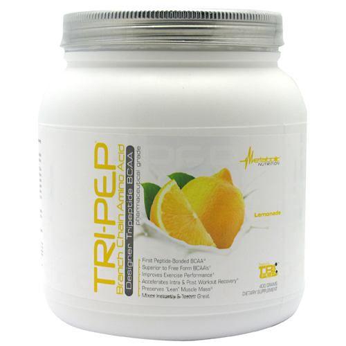 Metabolic Nutrition Tri-Pep - Lemonade Model 827 583050 01