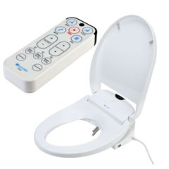 Swash 1000 High-Tech Bidet Toilet Seat