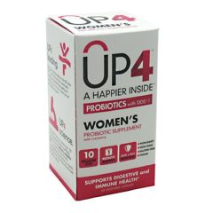 UAS Life Sciences UP4 Womens Probiotic