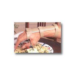 "Sammons Preston Economy Wrist Support - Large 3 1/2"", Right"
