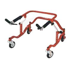 "Posterior Safety Rollator - 22.0"" Width"