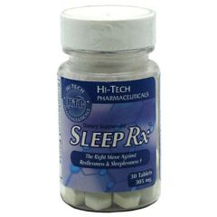 Hi-Tech Pharmaceuticals  Hi-Tech Pharmaceuticals Sleep Rx