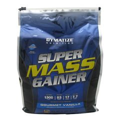 Dymatize Super Mass Gainer - Vanilla