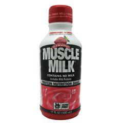 CytoSport Muscle Milk RTD - Strawberries 'N Creme
