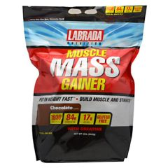 Labrada Nutrition Muscle Mass Gainer - Chocolate