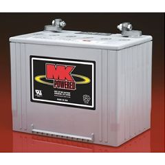 MK 12 Volt - 73 AMP Heavy Duty Gel Battery