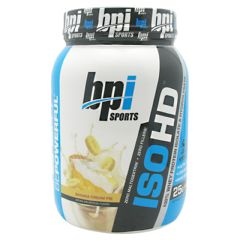 BPI Iso-HD - Banana Cream Pie