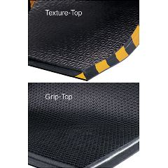 AliMed Happy Feet Mat Grip - Black Border