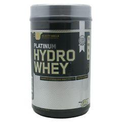 Optimum Nutrition Platinum Hydrowhey - Velocity Vanilla