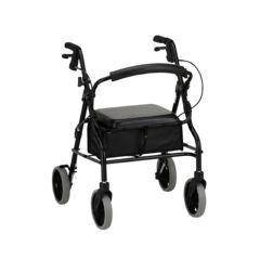 "Nova Zoom Rolling Walker - 20"" Seat Height"