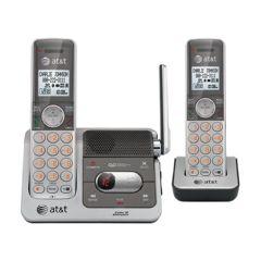 Dect 6.0 Digital Dual Handset Answering