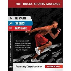 O Wellness Inc. Oleg Bouimer's Russian Hot Rocks Sport Massage DVD