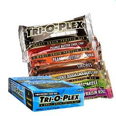 Chef Jay Tri-O-Plex High Protein Bars