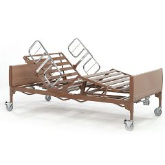Invacare Homecare Bariatric Full Electric Bed