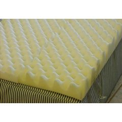 Val Med Foam Eggcrate Mattress Overlay