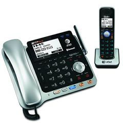 AT&T 2-line Corded/Cordless with ITAD