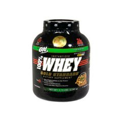 Optimum Nutrition ON 100% Whey Gold, Instantized, Chocolate Mint - 5 lbs